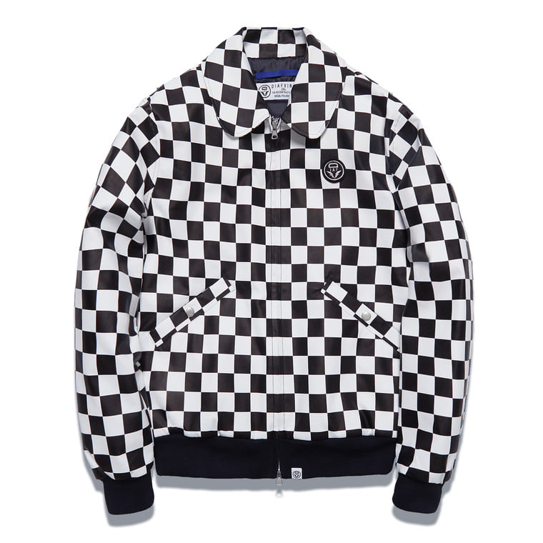[SALE 25%]DV. LOT545 CHECKERS BOMBER