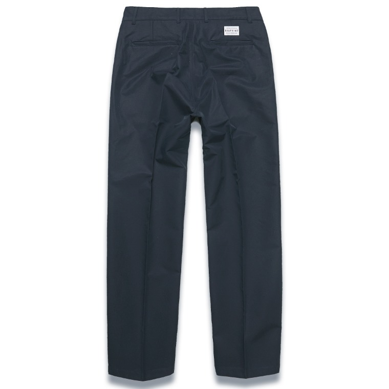 DV. LOT574 BASIC TROUSERS -NAVY-