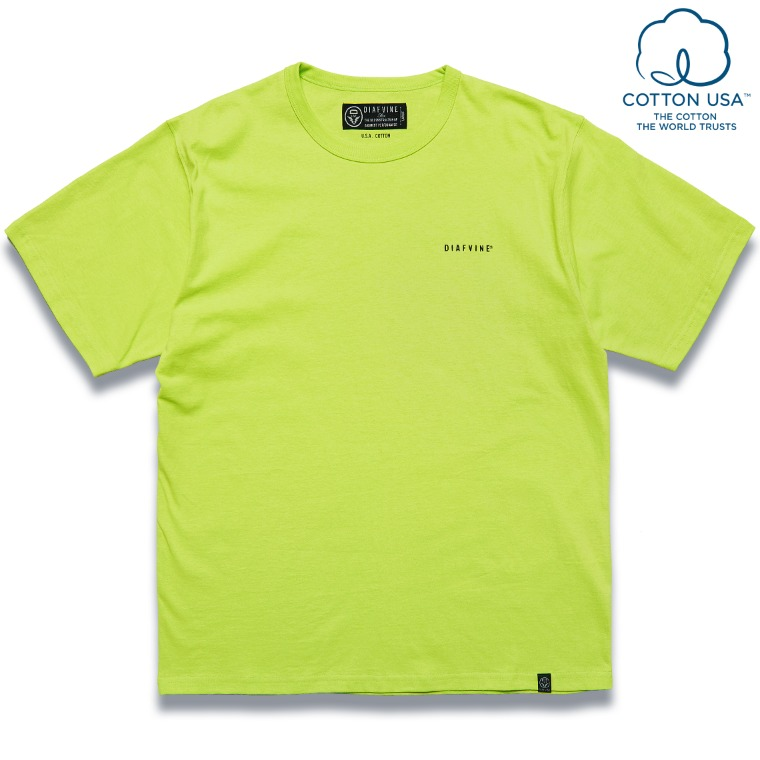 DV. LOT583 DESIGN TEE / TYPE-1 -NEON-