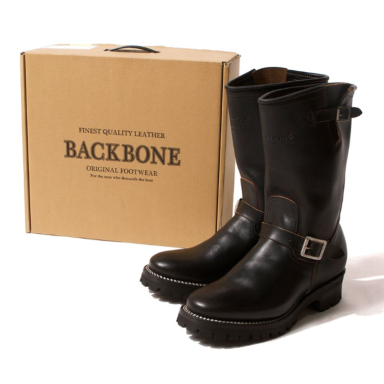 D- 281 DIAFVINE X BACKBONE ENGINEER BOOTS