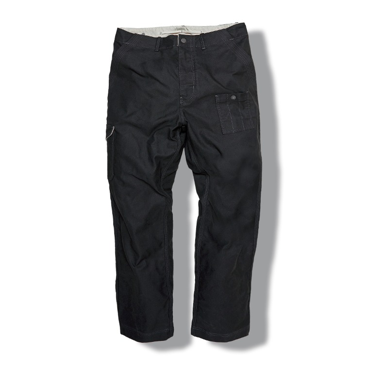 DV. LOT604 Survival Pants -BLACK-