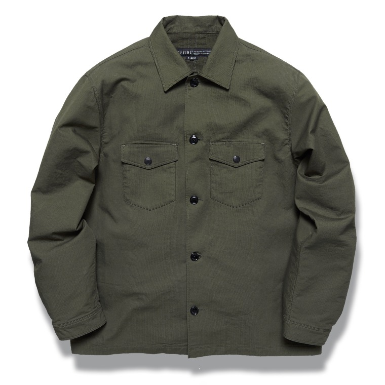 DV. LOT608 Army Shirts / Jacket -KHAKI-