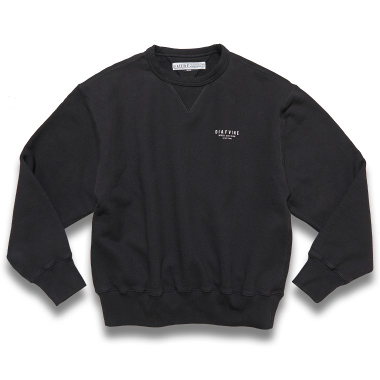 DV. LOT 625 Logo Sweatshirts -BLACK-