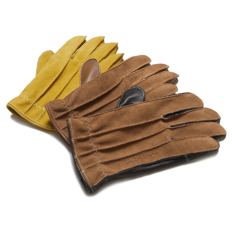 DV. LOT 622 Deerskin Leather Gloves TYPE-1