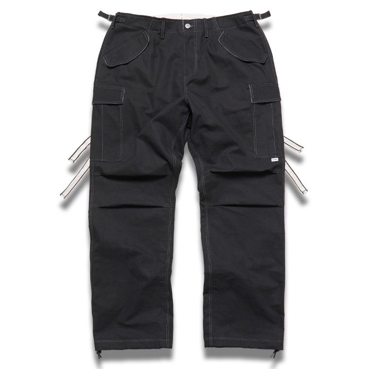 DV.LOT 638 M-51 Field Trousers -BLACK-