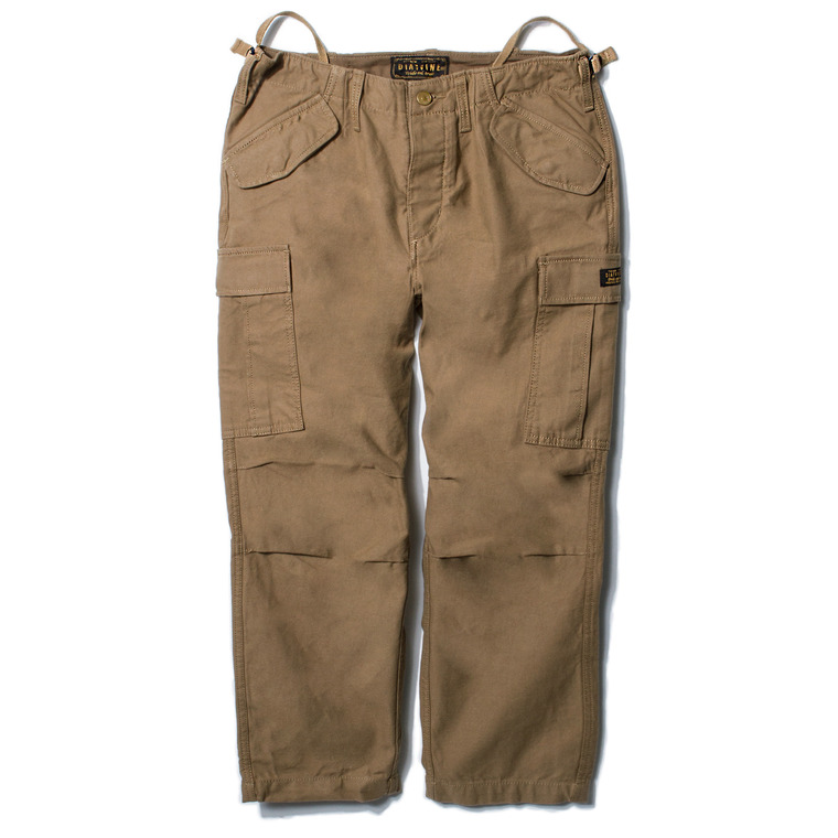 D- 387 TYPE M-51 COTTON TROUSERS -OLIVE DRAB-