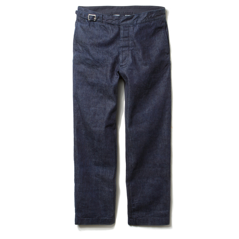 DV. LOT469 GURKHA NEP SELVEDGE DENIM  -TAPERED FIT-
