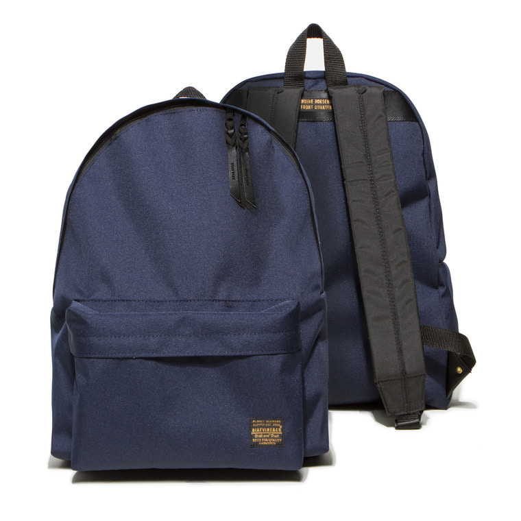 DV. LOT467 CODURA DAYPACK -NAVY-