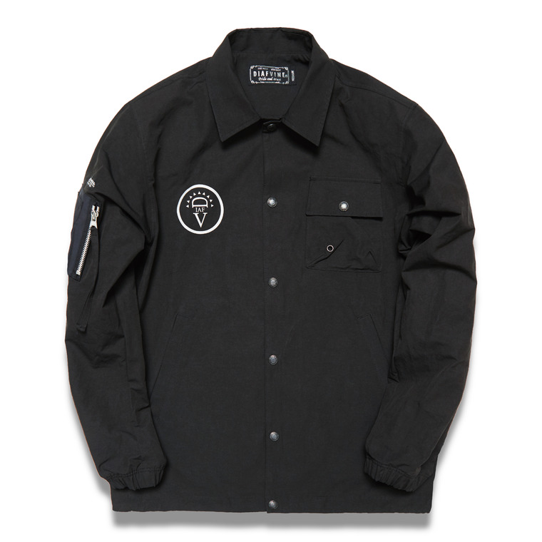 DV.LOT 526 2 OUT-POCKET FIELD SHIRT / JACKET -BLACK-