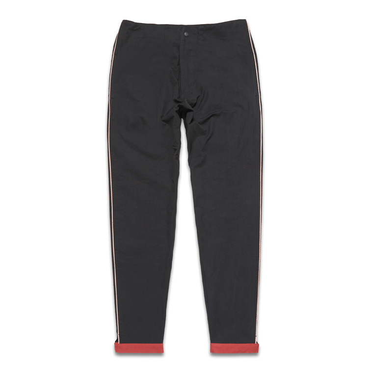 DV.LOT528 PIPING TAPERED PANTS