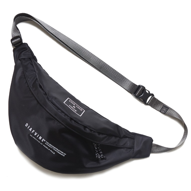 DV. LOT587 NYLON WAIST BAG