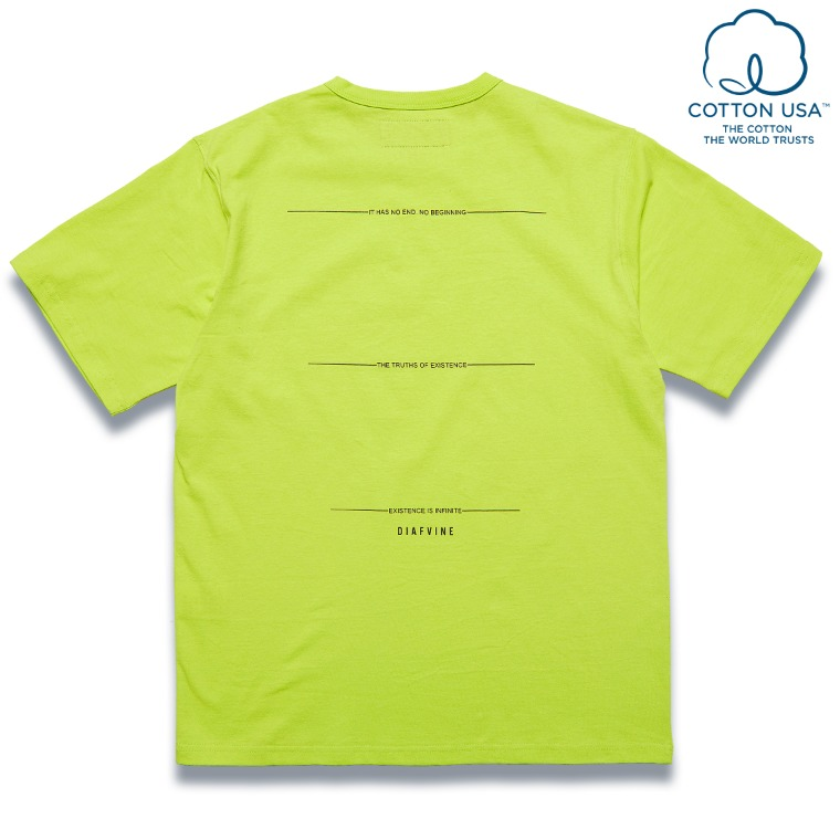 DV. LOT585 DESIGN TEE / TYPE-3 -NEON-